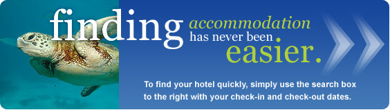 finding  accommodation has never been easier