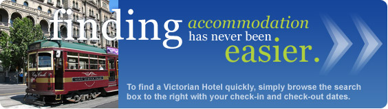 finding accommodation in Victoria has never been easier