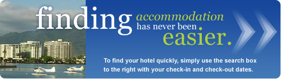 finding Cairns accommodation has never been easier